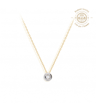 Collier Clarissima Or 18kt...