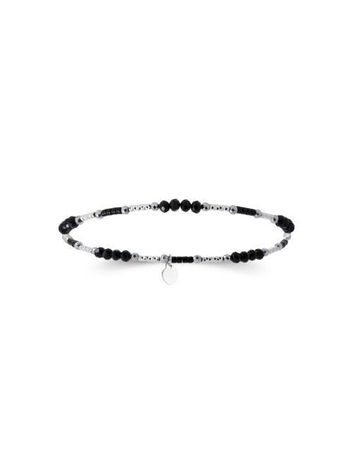 Boucles d'oreilles Ambre rond