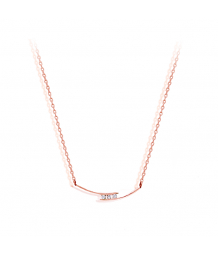 Collier Trilogie Or 18kt...