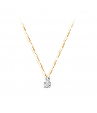 Collier Souple Or 18kt...