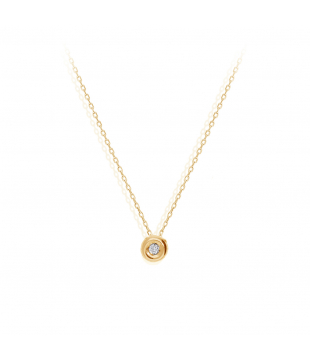 Collier Clos Or 18kt...