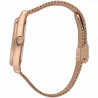PAUL HEWITT BRACELET ANCRE DAME EN NYLON ROSE/BORDEAU