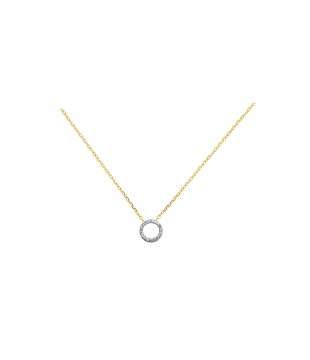 Collier Souple Or 9kt...