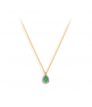 Collier Or 9 carats...