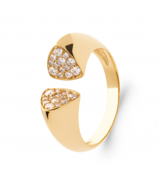 Bague Triangulaire...